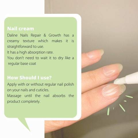 Daline Nails Repair & Growth Nail cream