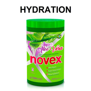 NOVEX Capillary Schedule Hair Mask (400g x 3)