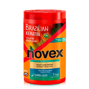 NOVEX Brazilian Keratin Hair Mask 35oz/1kg