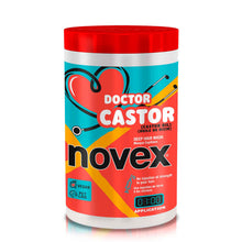 Load image into Gallery viewer, NOVEX Doctor Castor Oil Hair Mask 35oz/1kg