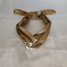 Load image into Gallery viewer, Luxury Satin Turban Headband