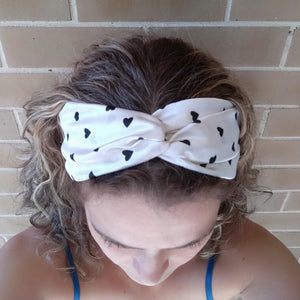 Luxury Satin Turban Headband
