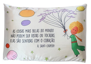"Satin Pillowcase - ""The Little Prince"" - Beautiful things"