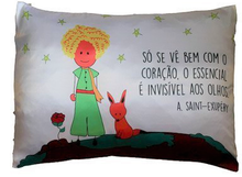 "Load image into Gallery viewer, Satin Pillowcase - ""The Little Prince"" - Beautiful things"