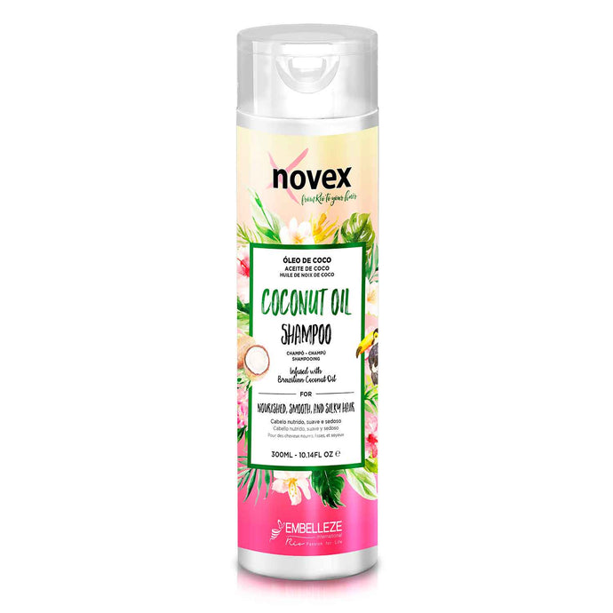 NOVEX Coconut Shampoo 10.1oz/300ml