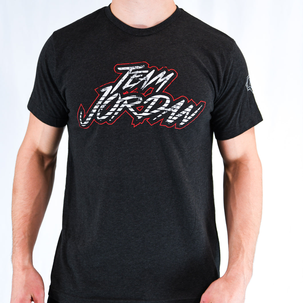 Team Jordan Outlined T-Shirt (Clearance 30% OFF)