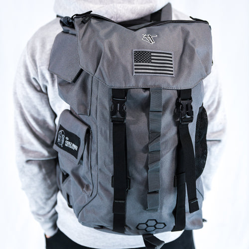 JT Hiker Bag Grey