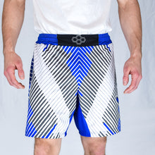 Load image into Gallery viewer, Jordan Trained Chevron Board Shorts