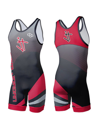 Jordan Trained Sublimated Singlet