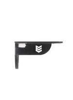 Vertical Axle Mount License Plate Bracket No Light Mount