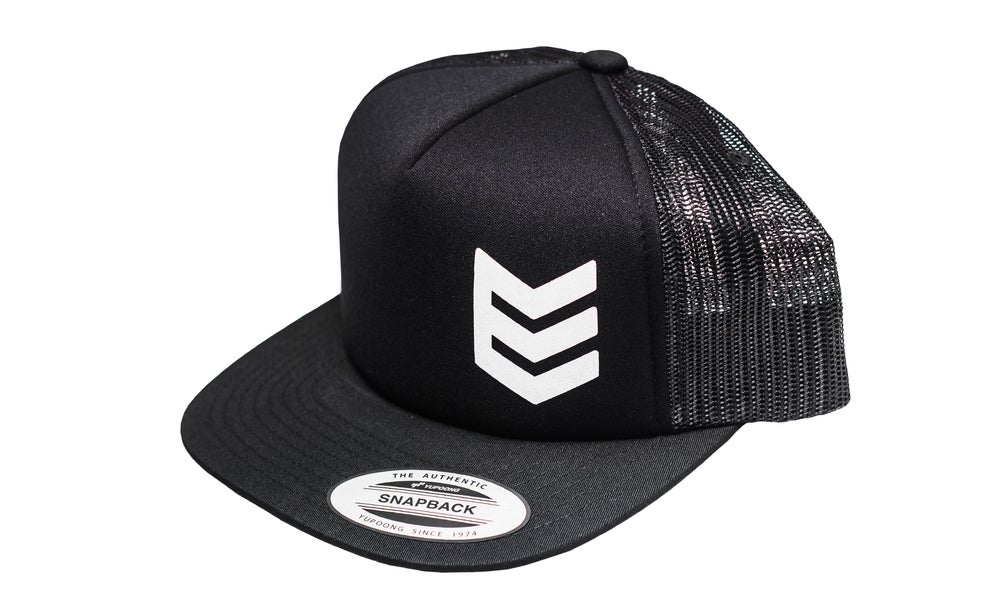 "NSC "" Stock Sucks"" Snap Back - Black - No School Choppers"