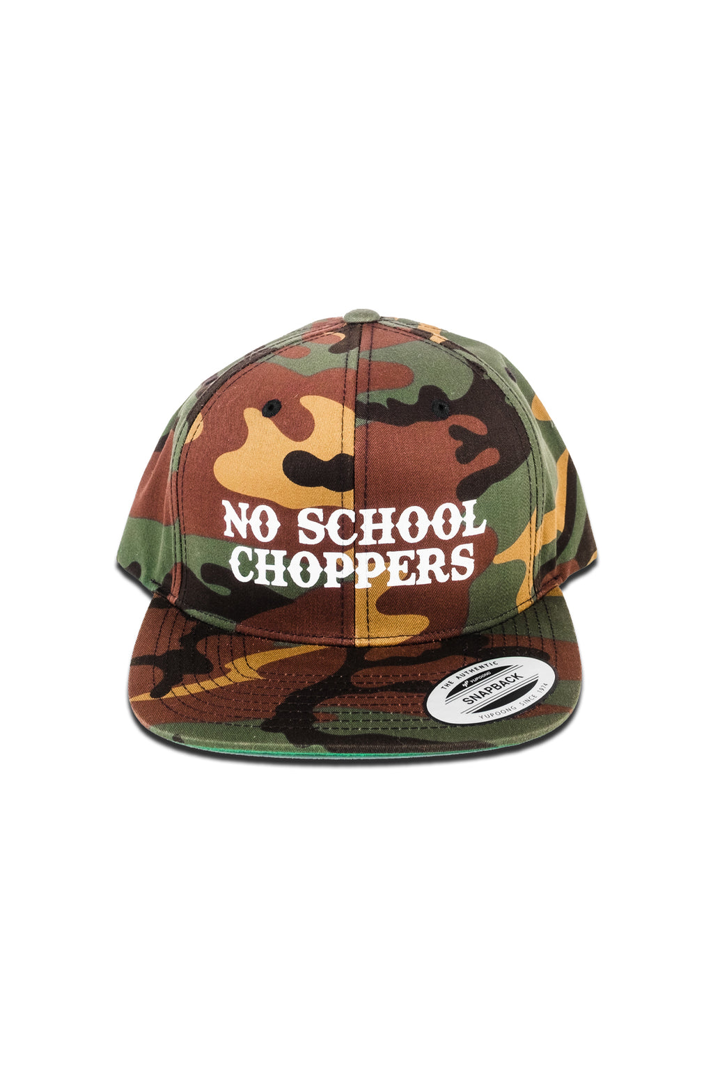 Camo NSC Snap Back Hat