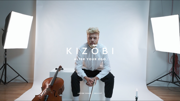 Jacob Shaw X KIZOBI Cellist