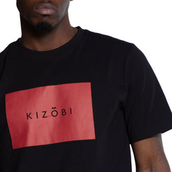 KIZOBI Box T-shirt Red