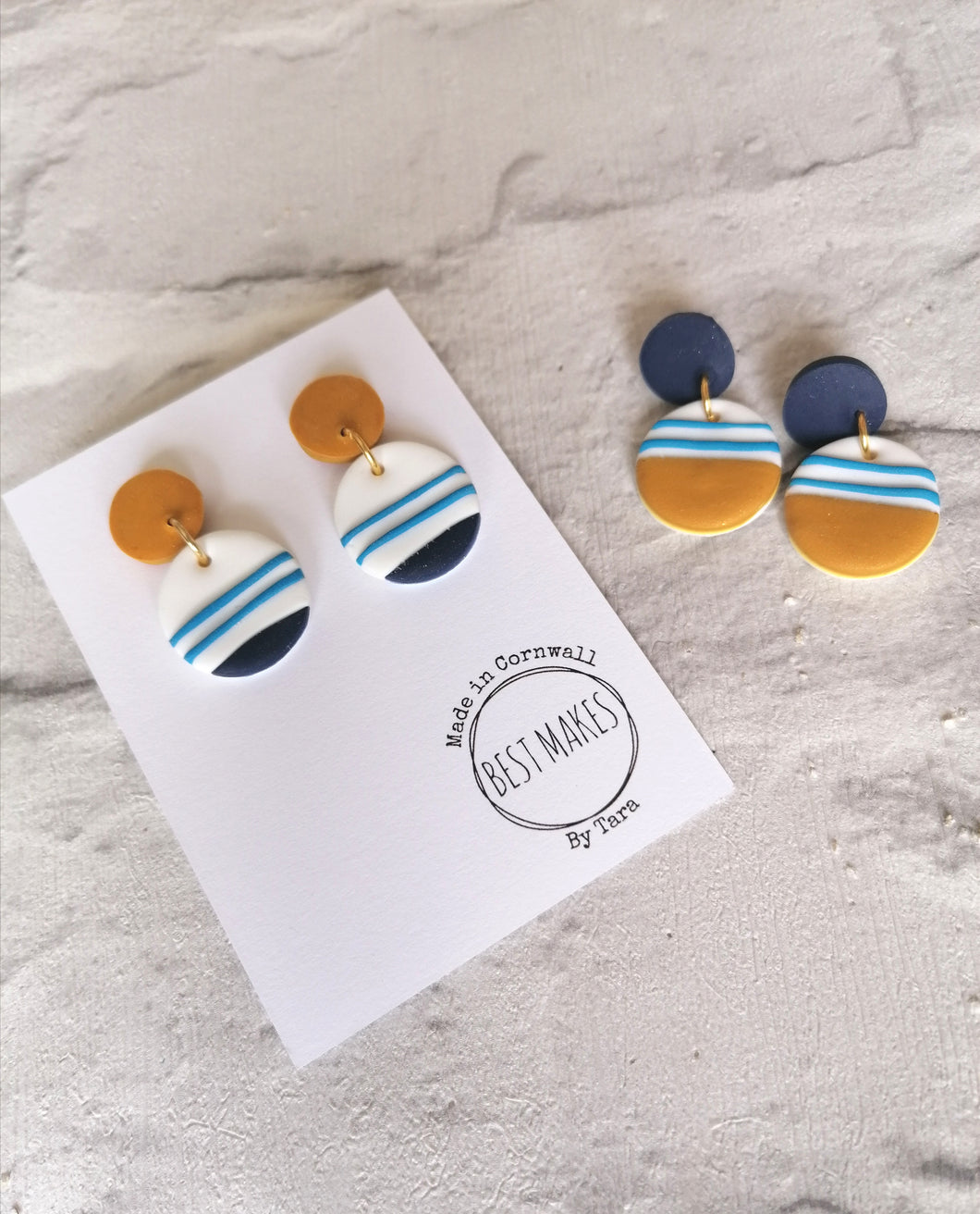 Nautical Seaside Stripes