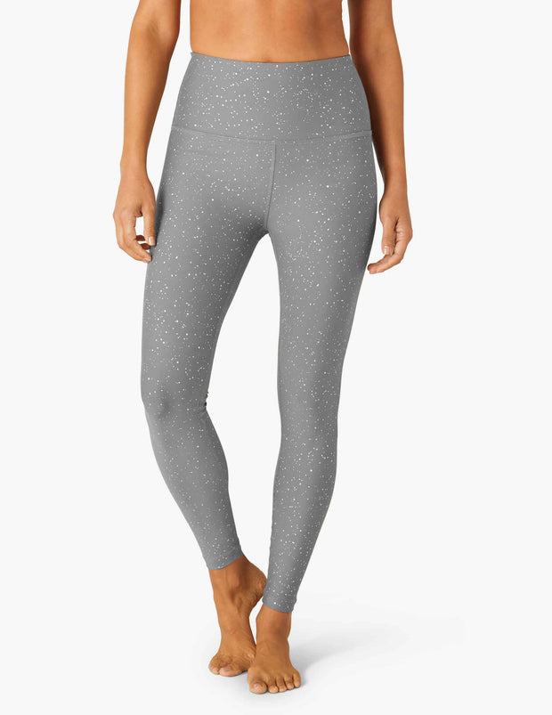 Alloy Sparkle High Waisted Midi Legging