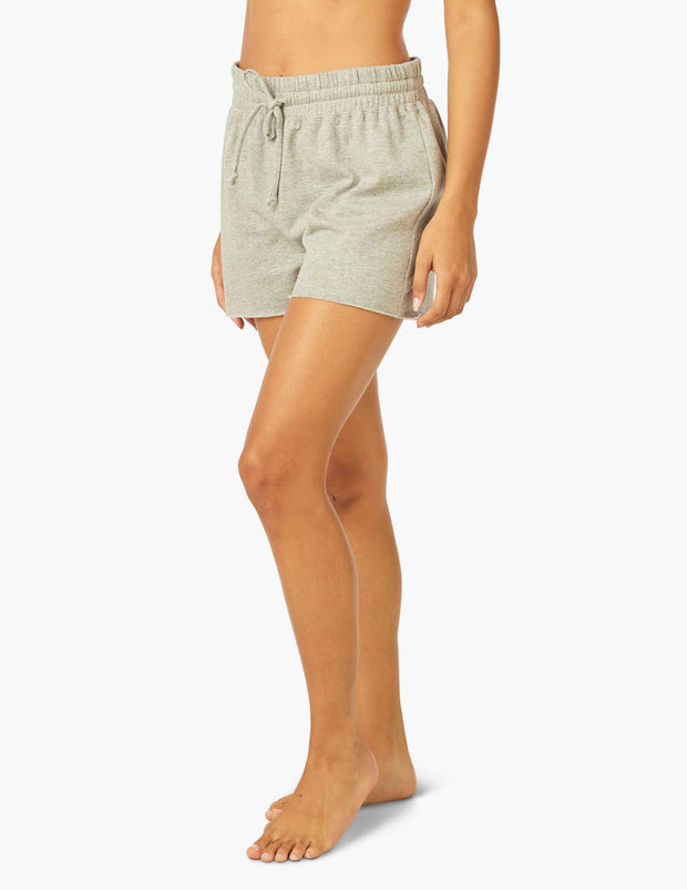 Brushed Fleece Lounge Short