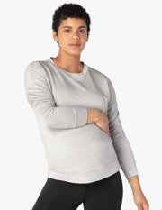 Anytime Anywhere Maternity Pullover