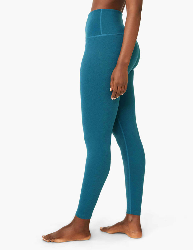 Plush Caught In The Midi High Waisted Legging