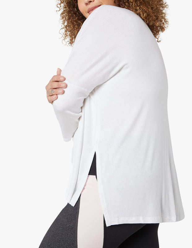 Slink It Boxy Pullover (1X-3X)