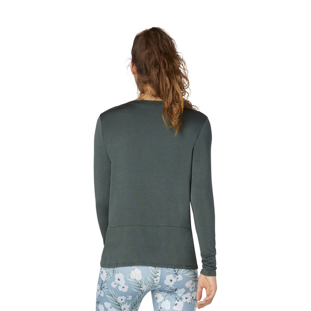 Out Front Split Pullover