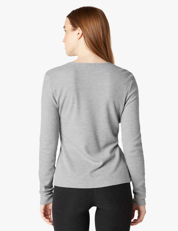 Thermal Go-To Crew Pullover