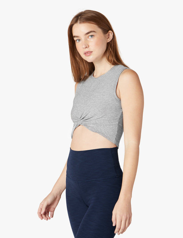 Twist of Fate Cropped Tank