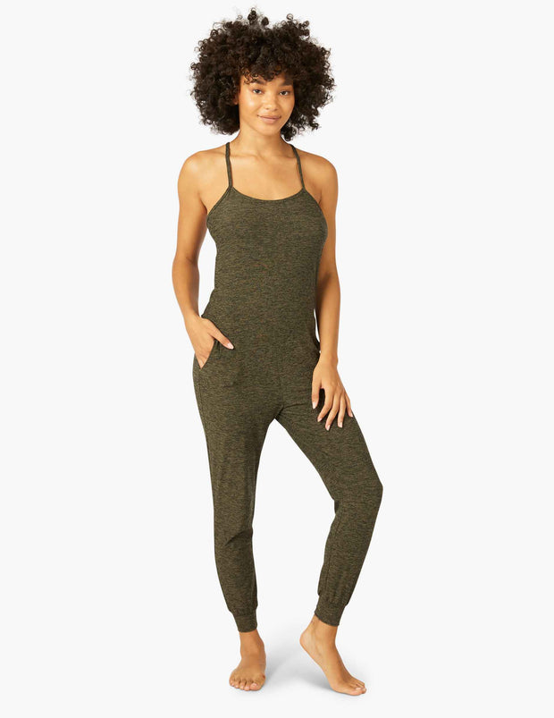 Featherweight Romp Around Jumpsuit