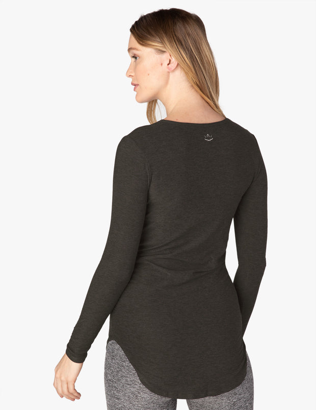 Cut And Run Maternity Pullover