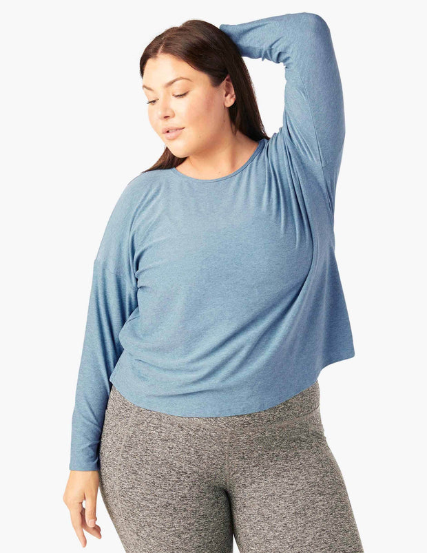 Featherweight Morning Light Pullover (1X-4X)