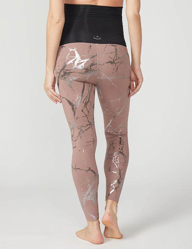Lost Your Marbles Maternity Midi Legging