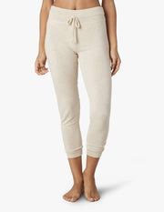 Luxe Lounge Around Midi Jogger