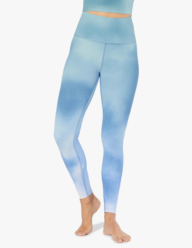 Tie Dye High Waisted Midi Legging