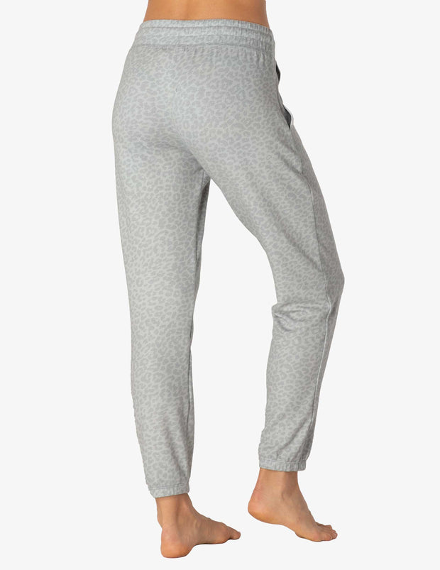 Leopard Living Easy Sweatpant
