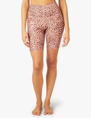 Cheetah Spacedye Biker Short