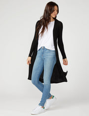 Your Line Buttoned Duster