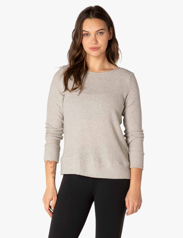 In Line Reversible Pullover
