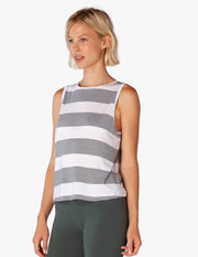 Plain And Simple Cropped Tank
