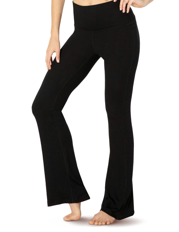 Step Beyond High Waisted Mini Bell Pants