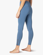Zip By Boulevard High Waisted Midi Legging