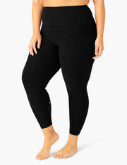 Aries Spacedye Caught In The Midi High Waisted Legging (1X-4X)