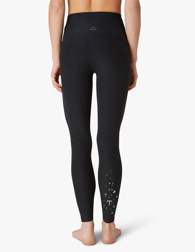 Aries Spacedye Caught In The Midi High Waisted Legging