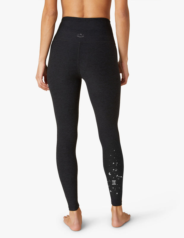 Gemini Spacedye Caught In The Midi High Waisted Legging