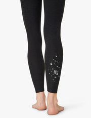 Scorpio Spacedye Caught In The Midi High Waisted Legging