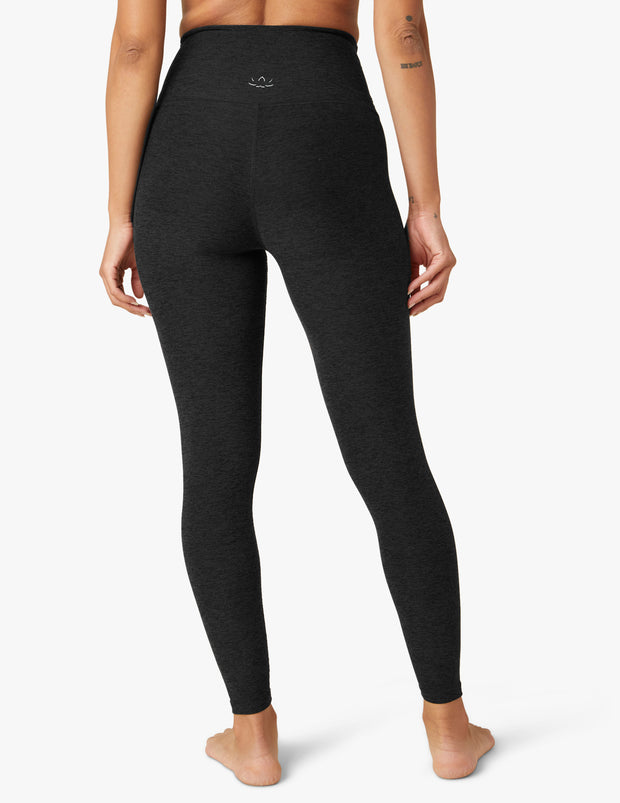 Spacedye Smooth and Support High Waisted Midi Legging