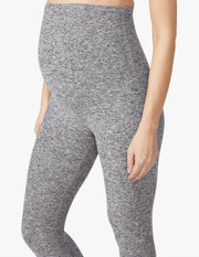 Spacedye Love The Bump Capri Maternity Legging