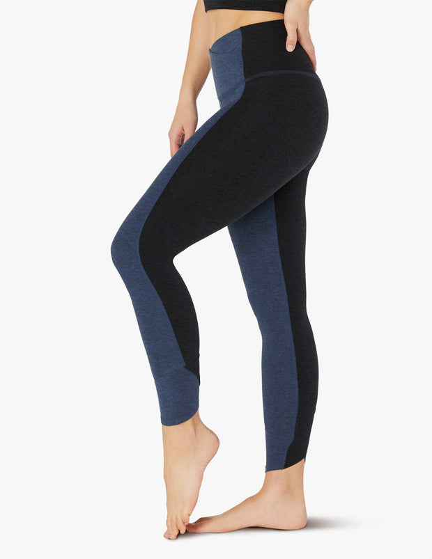 Spacedye Home Run High Waisted Midi Legging