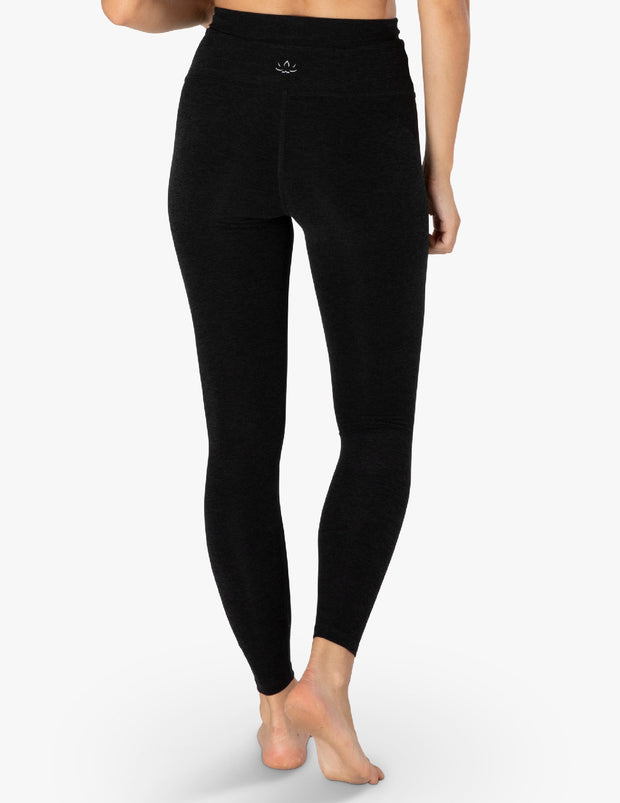 Spacedye Knot A Problem High Waisted Midi Legging