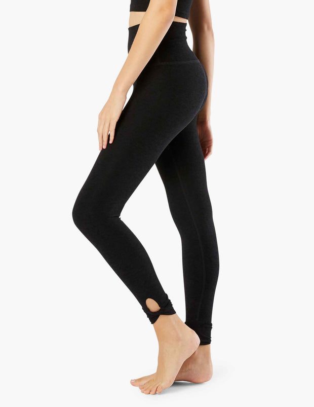 Don't Get Twisted High Waisted Midi Legging