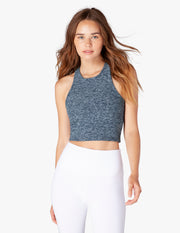 Across The Strap Cropped Tank